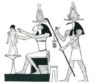 Mesopotamia y Egipto origen del torno alfarero