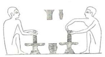 cultura meditarranea del torno alfarero