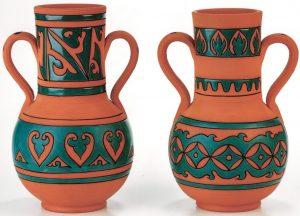 ceramica cuerda seca andalusi