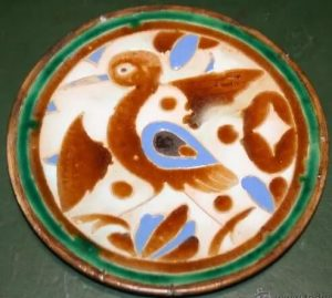 ceramica cuerda seca sevilla